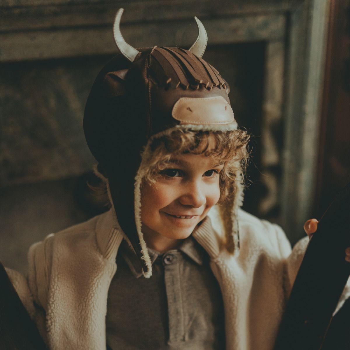 Kapi Exclusive Hat | Highland Cow