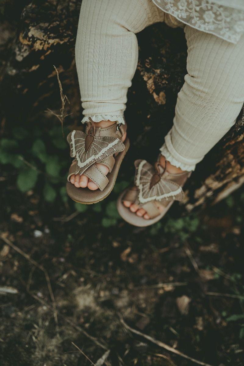 Afke Leggings | Cream Blush