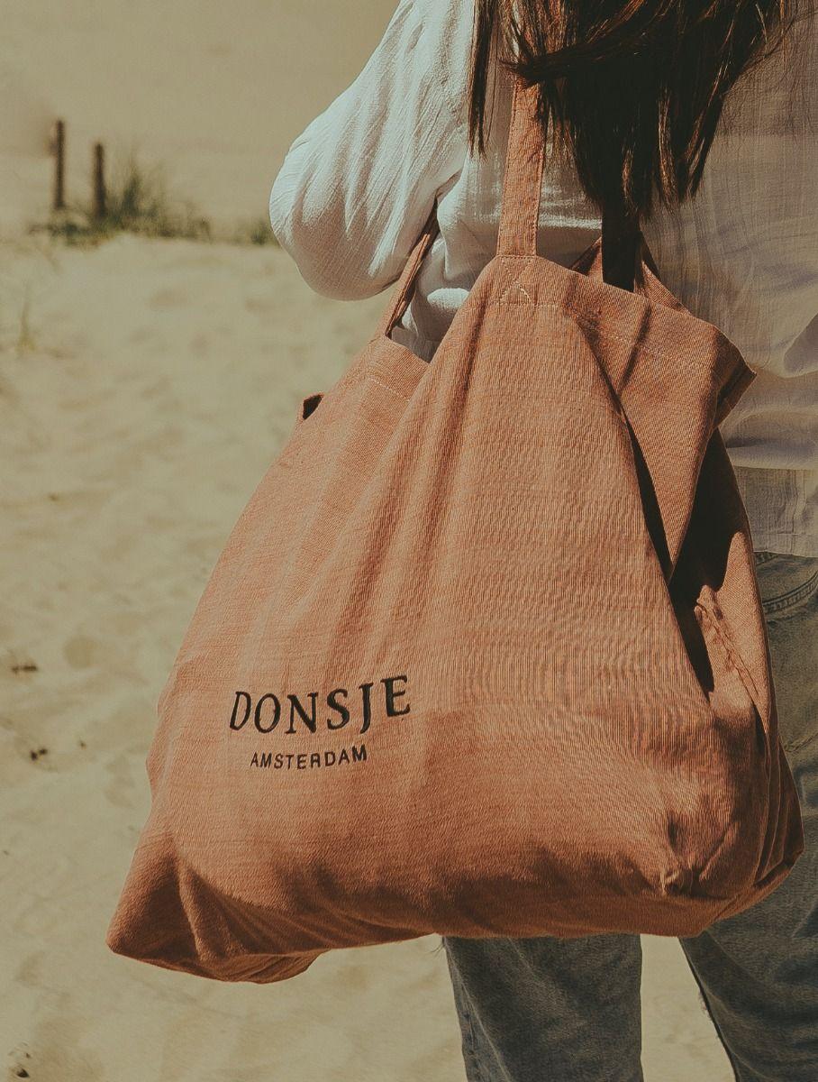 Susa Beach Bag |Copper