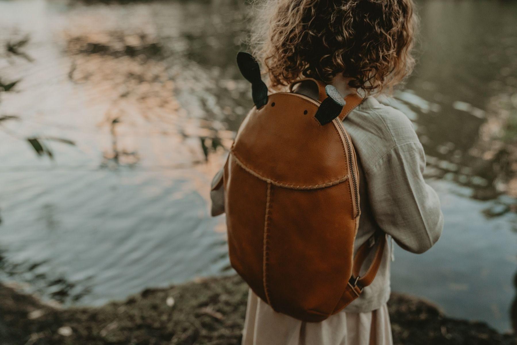 Benjie Schoolbag | Beetle