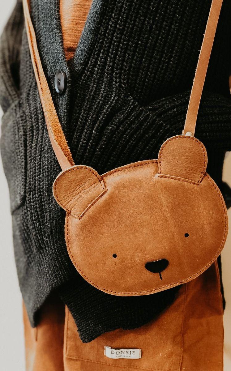 Britta Classic Purse | Bear