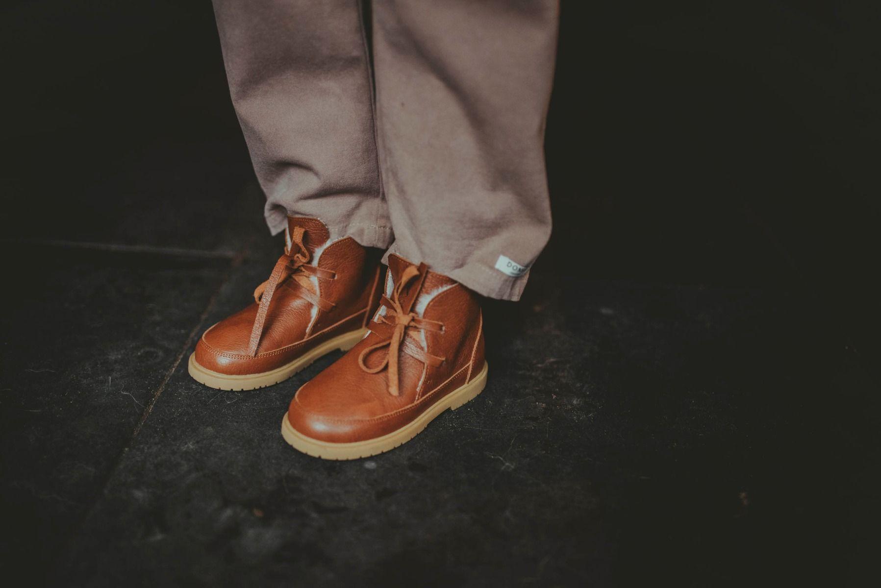 BUDDY LINING | Cognac Leather