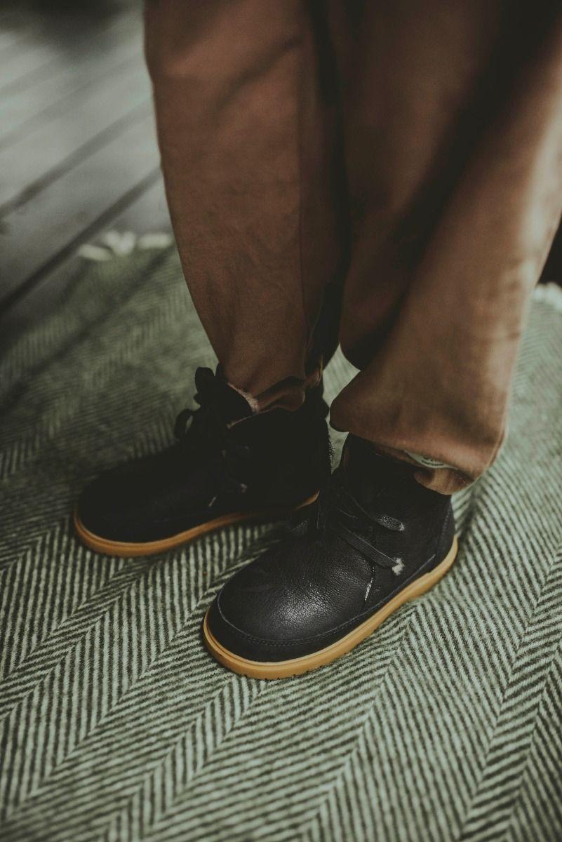 BUDDY LINING | Navy Leather