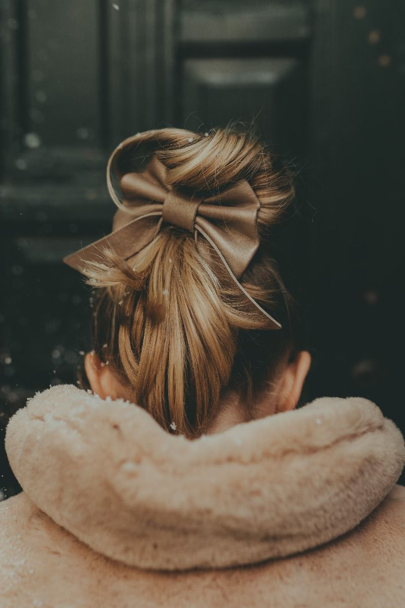CINTY HAIRTIE | Truffle Metallic Nubuck