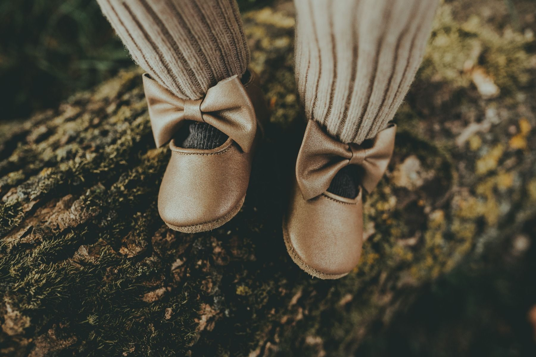 CINTY LINING | Truffle Metallic Nubuck