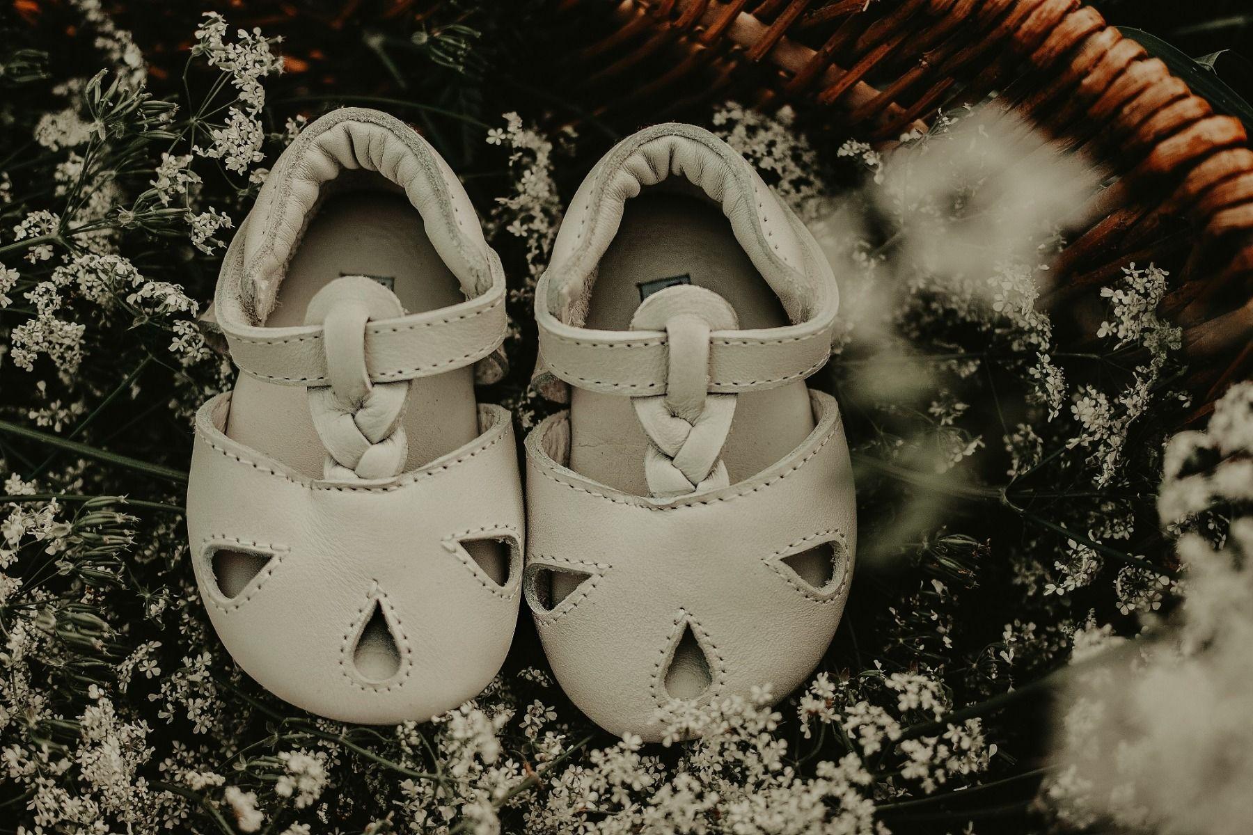 Dudu | Off White Leather