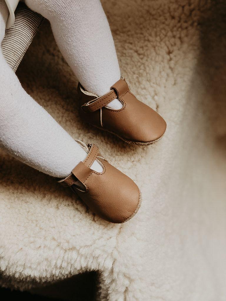 Elia Lining | Praline Leather