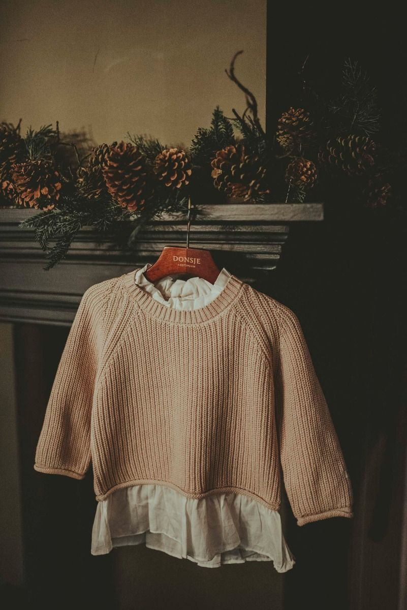 FLOSSY SWEATER | Soft Sand