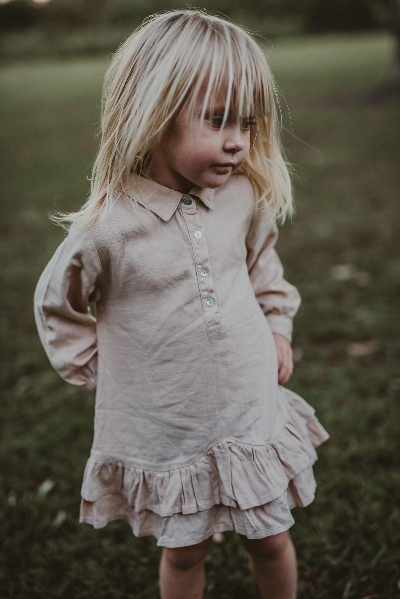 JUUL DRESS | Beige