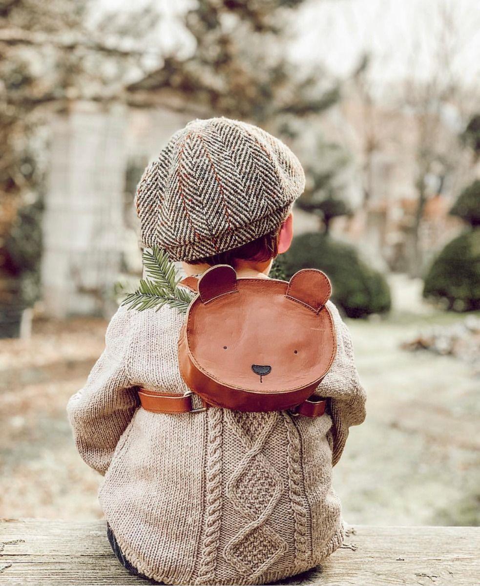 Kapi Classic Backpack | Bear
