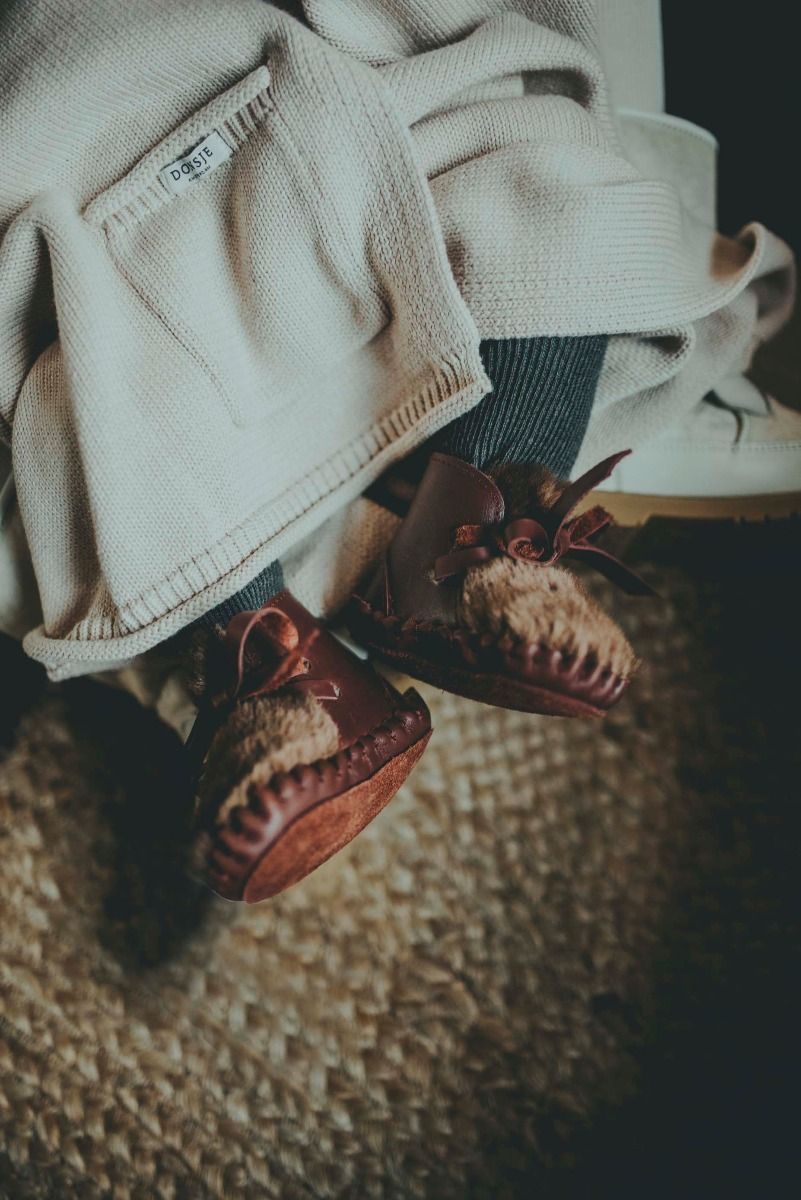 KELINCI LINING | Burgundy Classic Leather