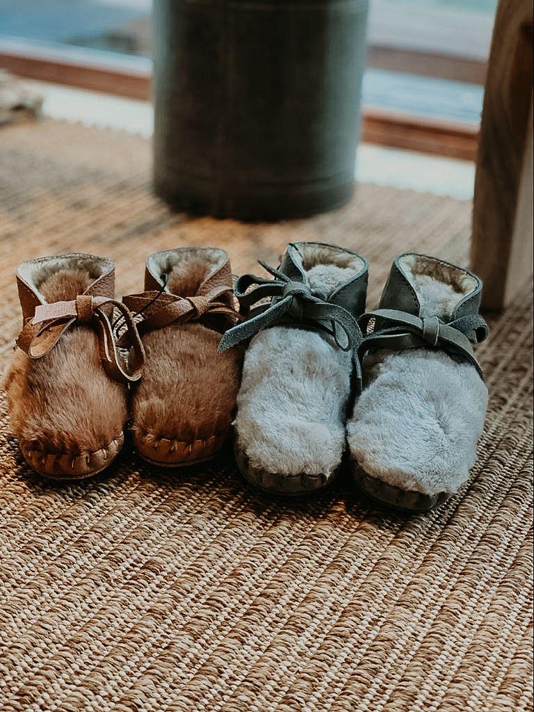 KELINCI LINING | Nutmeg Leather