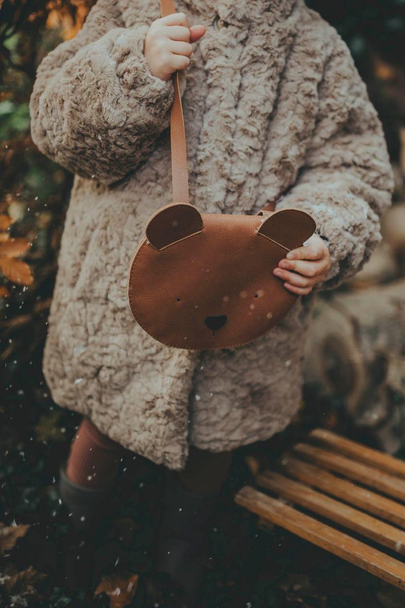 MILA JACKET | Taupe Teddy