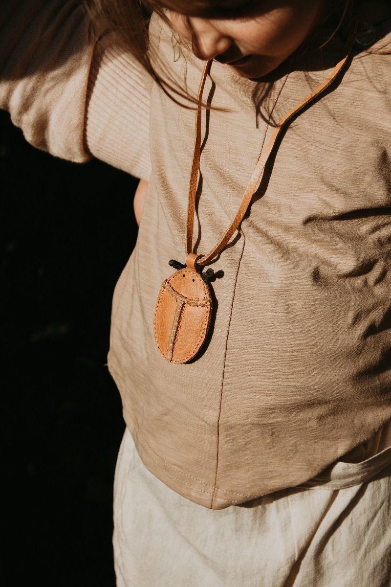 MUSI NECKLACE | Beetle