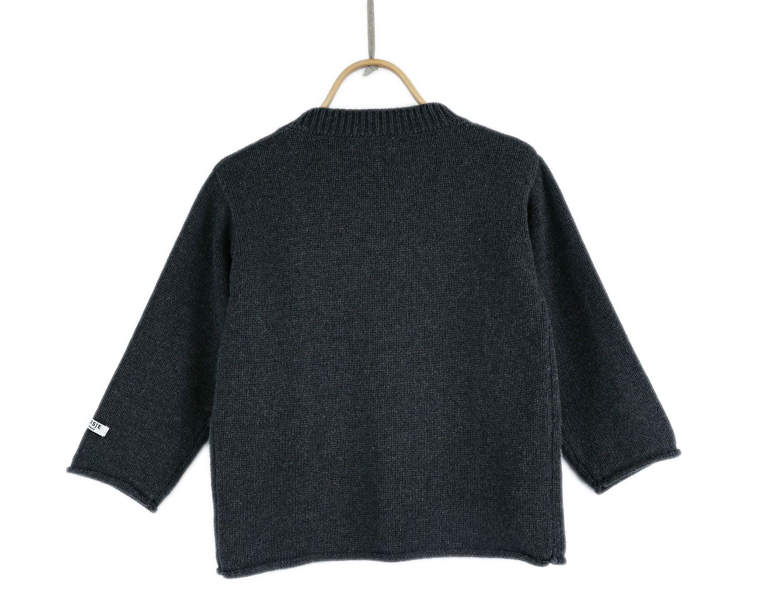 OTILLE SWEATER | Cloudy Grey