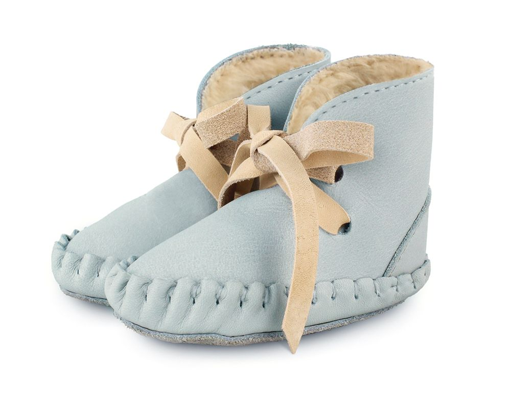 PINA LINING | Baby Blue Leather