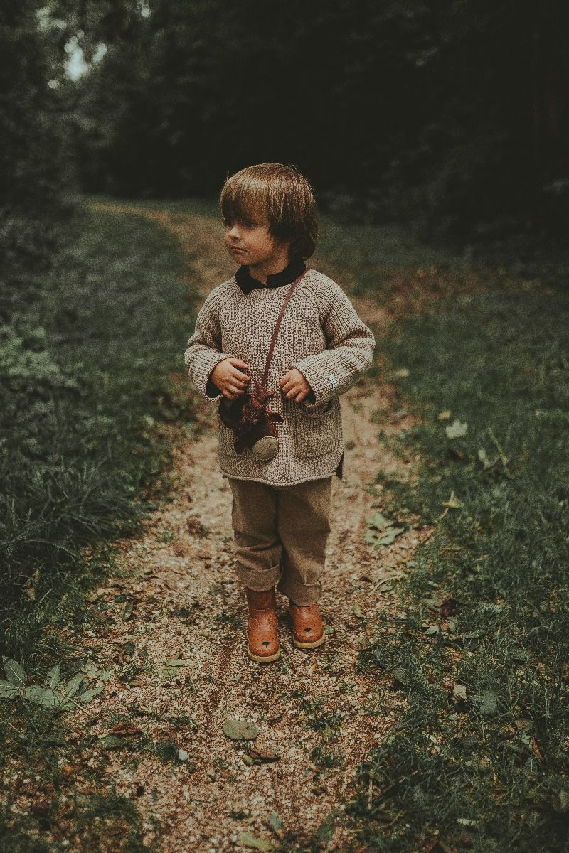 Stella Sweater | Light Taupe