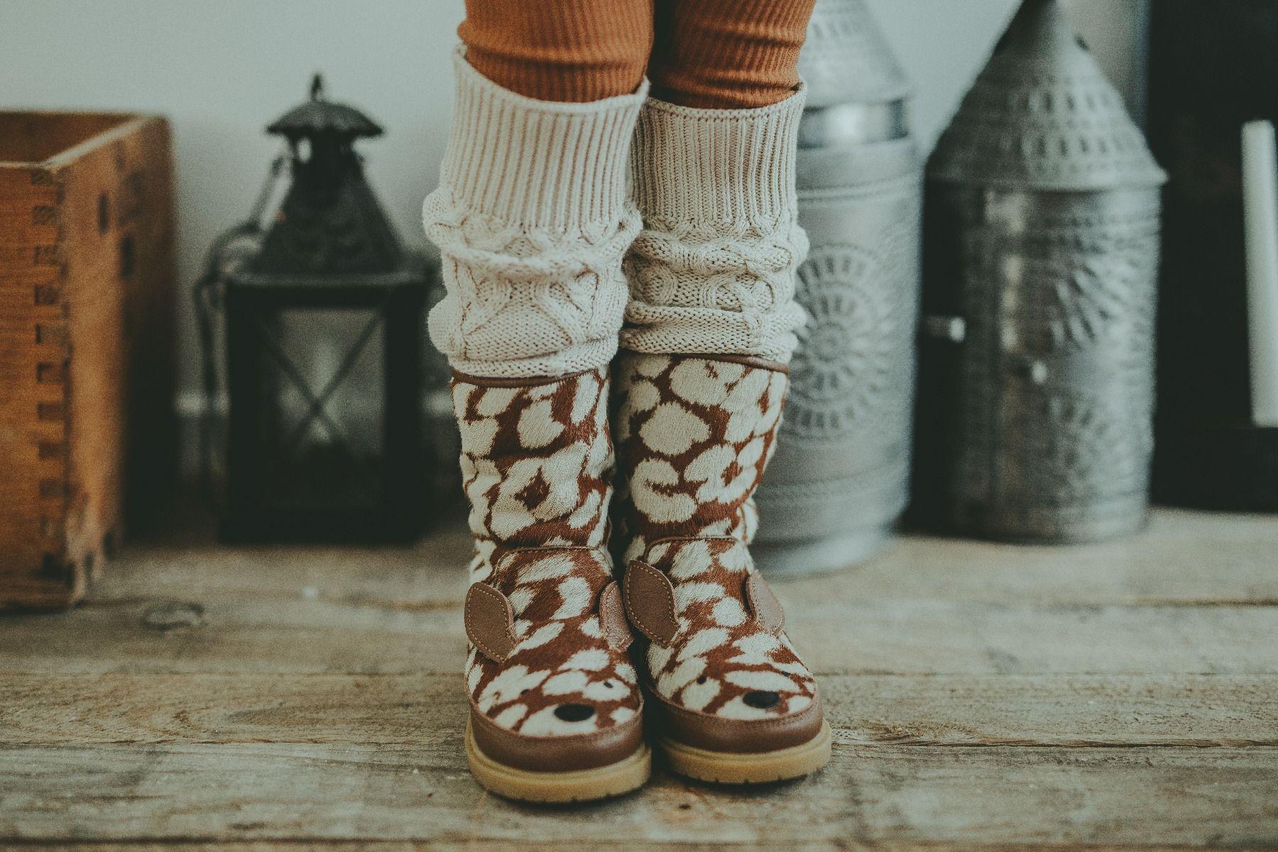 SUZI LEG WARMERS | Winter Cream