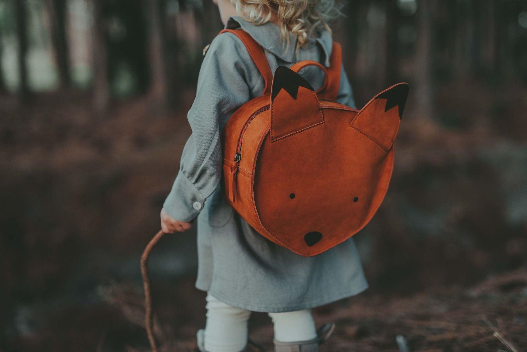 Umi Schoolbag | Fox