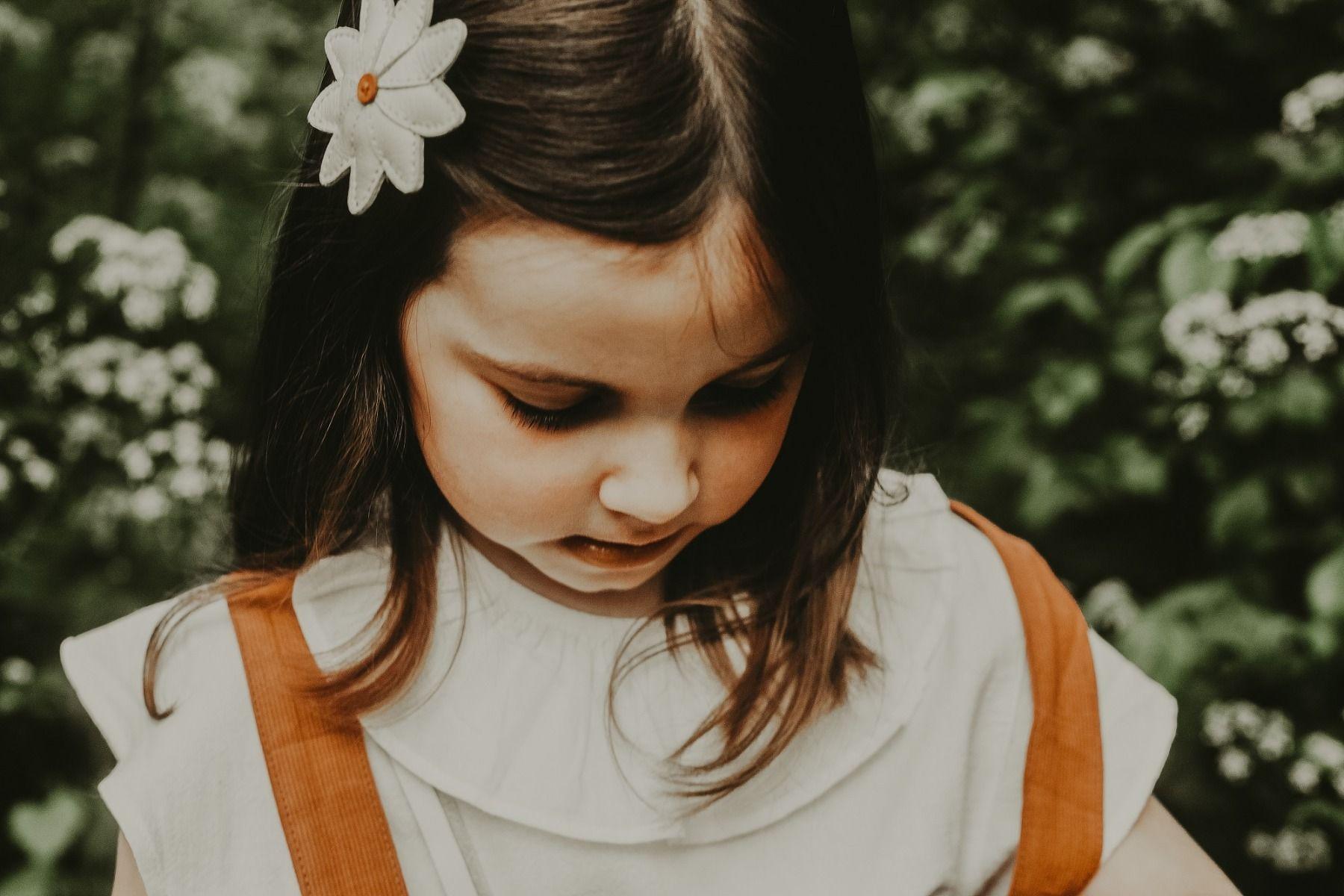 Zaza Fields Hairclip | Daisy