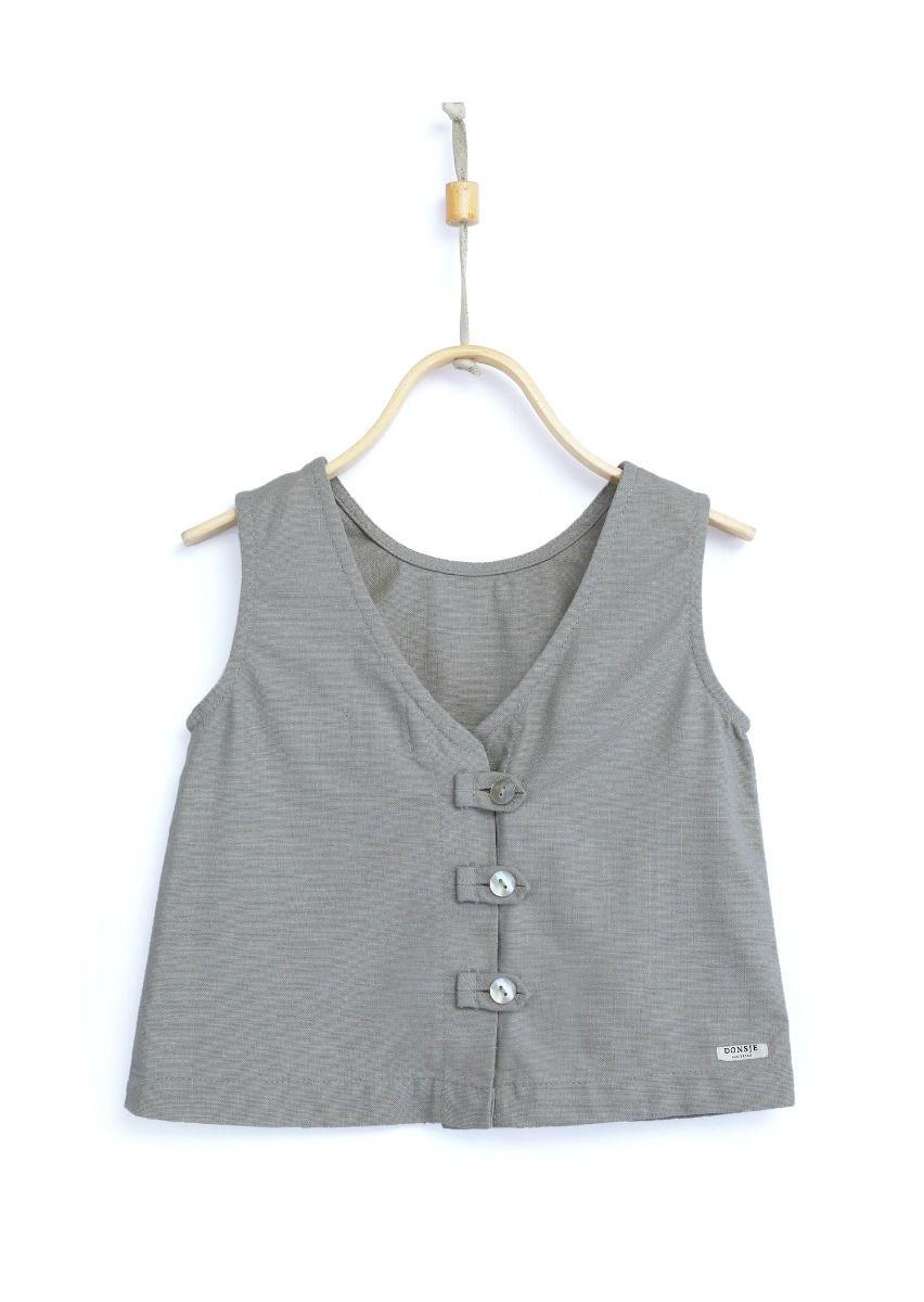 JET TOP   Cool Grey