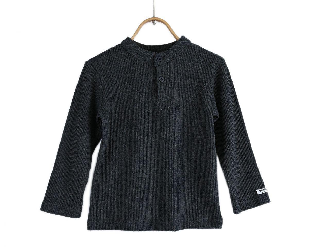 PIP TOP | Dark Grey