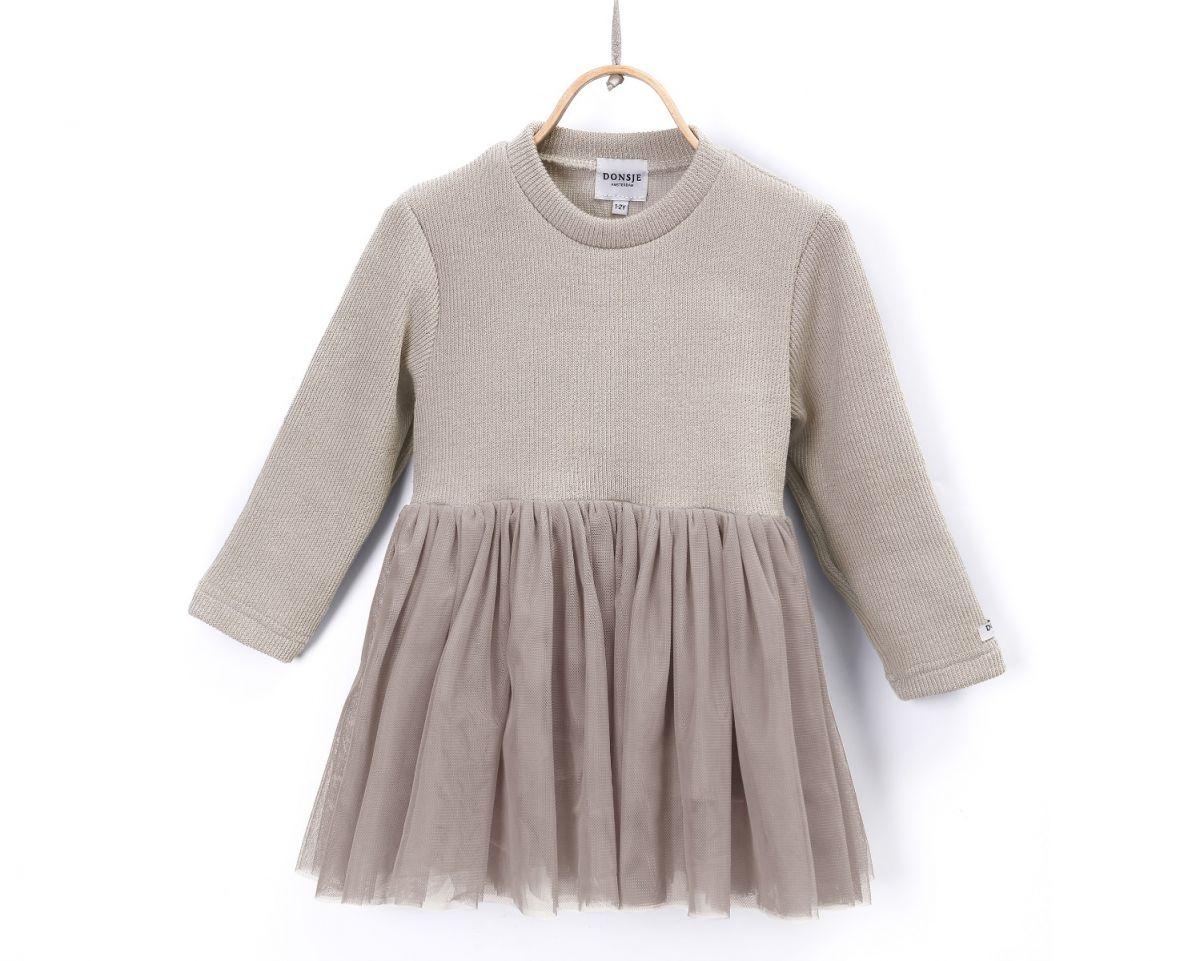 TILLY DRESS | Sweet Cream